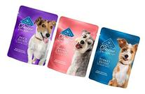 Blue Buffalo Divine Delights Natural Food For Dogs 3 Flavor