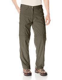 ExOfficio Men's BugsAway Ziwa Convertible Pants, Cigar, 38