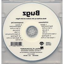 Hal Leonard Bugz, Accomp/Performance Cd