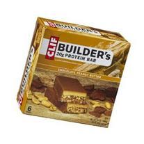 Clif Builder Choc Pb 6pk Size 14.4z Clif Builder Choc Pb 14.