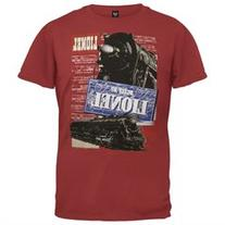 Lionel Trains - Built By Youth T-Shirt - Youth L