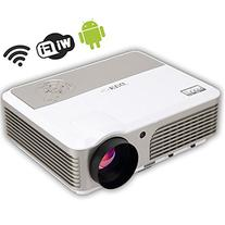 EUG Bulit-in Wireless WiFi New Full HD LED LCD Suport 1080P