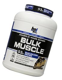 BPI Bulk Muscle Protein Powder, Chocolate Peanut Butter, 5.