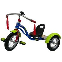 NASCAR Burn'in Rubbber Tricycle, 12 inch front wheel, bell