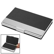 Crazy Shopping Business Credit ID Card Holder Metal Frame