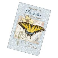 Butterflies 2014 Monthly Pocket Planner