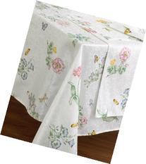 "Lenox Butterfly Meadow Oblong 60"" x 102"" Tablecloth"