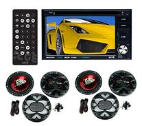 Boss BV9362BI 6.2-Inch Bluetooth Touchscreen Dvd/cd Player