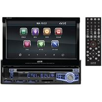 BOSS AUDIO BV9973 Single-DIN 7 inch Motorized Touchscreen
