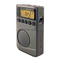 C. Crane CC Pocket AM FM and NOAA Weather Radio with Clock