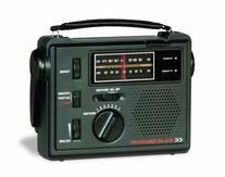 C. Crane COBS Observer Wind-up Radio with Solar Panel