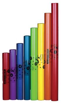BOOMWHACKERS C Major Diatonic Scale Set  Boomwhackers Tuned Percussion Tubes