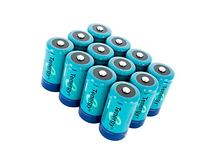 12 pcs of Tenergy C Size 5000mAh High Capacity High Rate