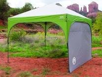 Coleman Instant Canopy Sunwall - Accessory Only,10 foot X 10