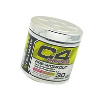 Cellucor C4 Ripped Pre-Workout Supplement, Raspberry