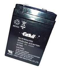 Casil CA645 6v 4.5ah for Mighty Max BATTERY SW645 SUNNYWAY