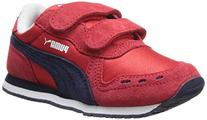 PUMA Cabana Racer NM V Sneaker  , High Risk Red/Peacoat/