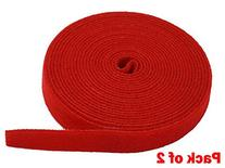 iMBAPrice®  5 yard Cable Fastening Tape with .75 inch Hook