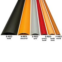 """Cable Shield Cord Cover - Model: CSX-1 - Length: 31"""" - Color"""