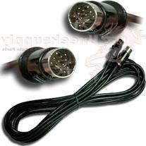 13 PIN CABLE SYNTH ROLAND GKC-5 VG-8 GR VG GK 2A MOORE 10-FT