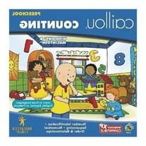 Caillou Counting Preschool