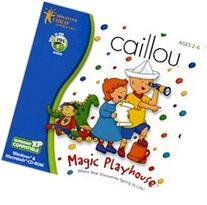 Caillou Magical Playhouse