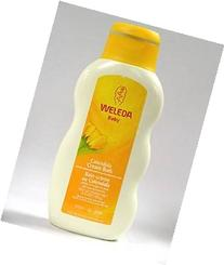 Weleda Calendula Cream Bath, 6.8 Ounce