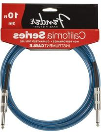 Fender California Series Instrument Cable for electric