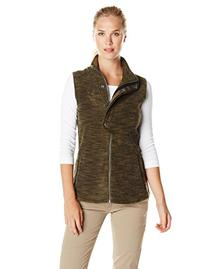 ExOfficio Women's Calluna Fleece Vest, Highlands, X-Large