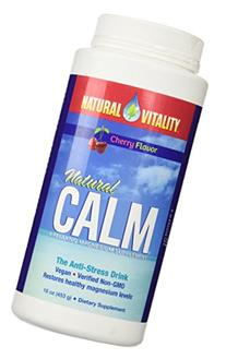 Natural Vitality Natural Calm Cherry -- 16 oz