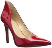 Jessica Simpson Women's Cambredge Dress Pump,Lipstick,6 M US