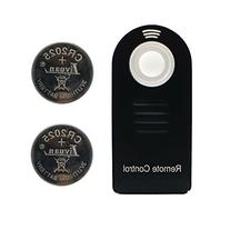 CamDesign IR Wireless Remote Control for Nikon D5300, D3200