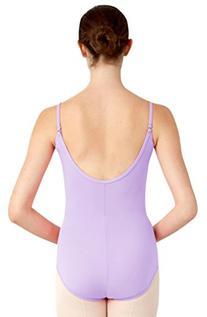 Capezio Women's Camisole Comfort Leotard XS, Vibrant Violet