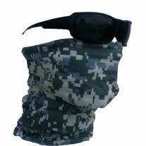 Camo Tactical Tube ACU Army Digital Camouflage Bandana