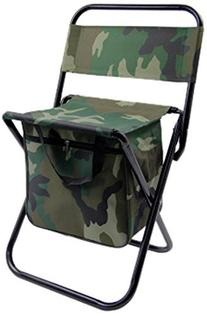Wealers Camouflage Compact and small Foldable Camping Stool