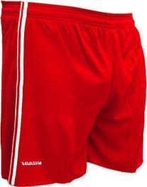 Vizari Campo Soccer Shorts, Red, Youth Senior