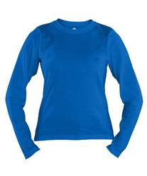 Russell Athletic Women's Campus Long Sleeve Tee - ROY - M