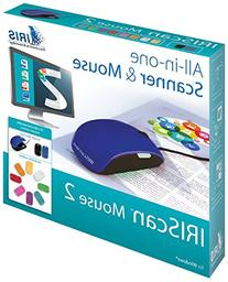 IRIScan Mouse 2 All-in-one Portable Scanning Mouse