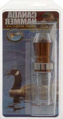 Buck Gardner Canada Hammer II Goose Call