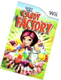 Candace Kane's Candy Factory Wii Instruction Booklet