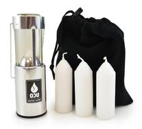 UCO Original Candle Lantern Value Pack with 3 Candles and