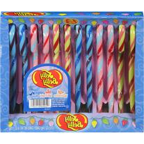 Jelly Belly Candy Canes, 12 count