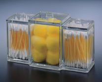 Canister Box  Squares  by Acrylichomedesign