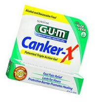 Gum Canker-X Pain Relief Gel, 8 ml