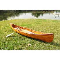 Old Modern Handicraft 12 ft. Canoe with Ribs Curved Bow
