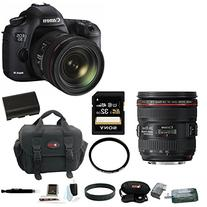Canon EOS 5D Mark III DSLR Camera Kit with Canon EF 24-70mm