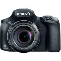 Powershot SX60 16.1MP Digital Camera 65x Optical Zoom Lens