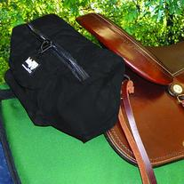 Cantle Saddle Bag w/ Jacket Liner