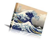 Wall26 Canvas Print Wall Art - The Great Wave Off Kanagawa