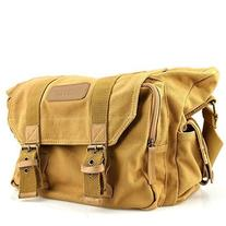 BESTEK Waterproof Canvas DSLR Camera Shoulder Bag with
